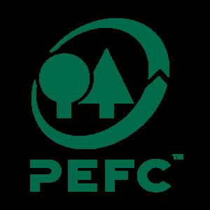 pefc logo papier und mehr